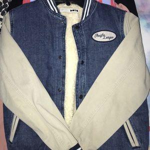 Top shop Lettermen jacket